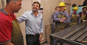 Más jóvenes realizan su entrenamiento laboral en empresas privadas de Santa Fe