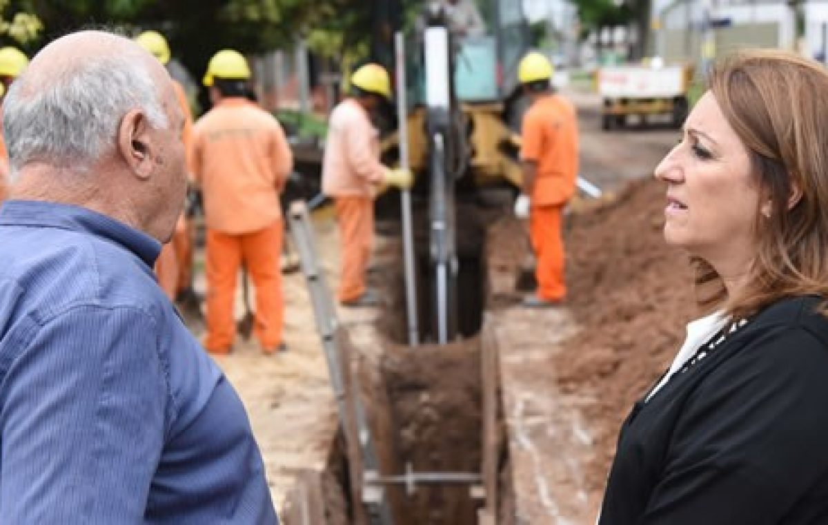 Rosario avanzó con un gran plan de infraestructura urbana