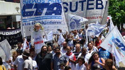 Un decreto contra los gremios: Macri modificó la paritaria nacional docente y le quitó poder a Ctera