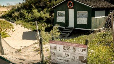 Pinamar: Yeza abandona la casa de Arturo Frondizi en Pinamar