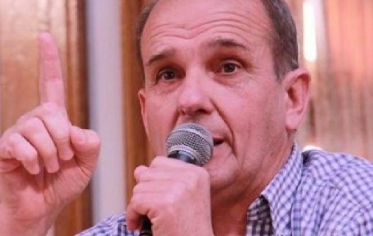"""Un intendente cargó contra Vidal y la acusó de """"regular"""" la planta de empleados de los municipios"""