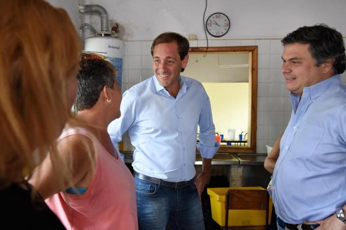 Más de 55 mil chicos de La Plata recibirán una alimentación saludable por parte del municipio