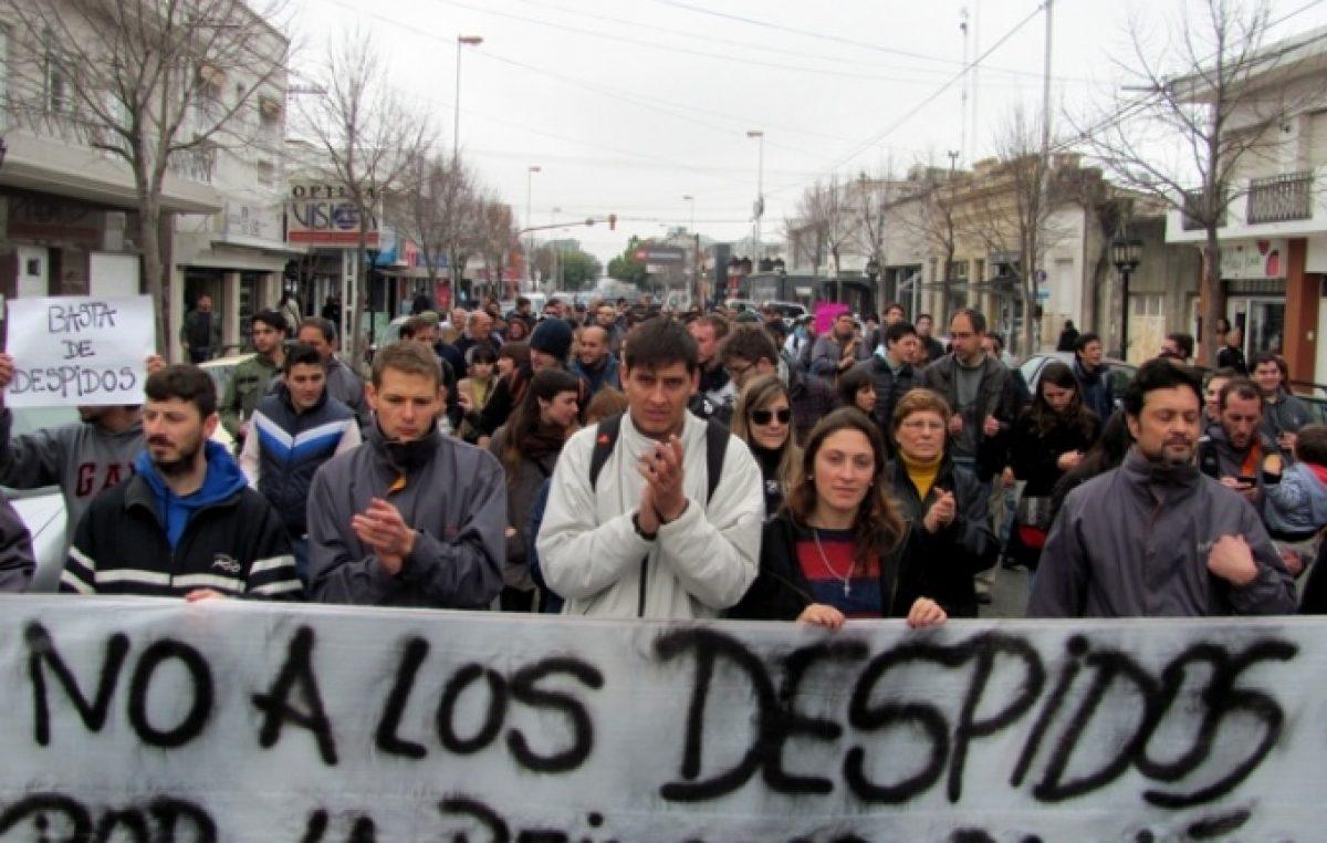 Sin freno: Los despidos no paran en la Provincia de Buenos Aires sin distinguir región o actividad
