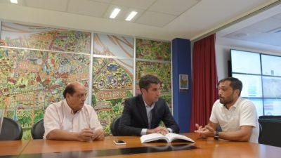 Mosca logró acordar con los Mussi la adhesión de Berazategui al Pacto Fiscal