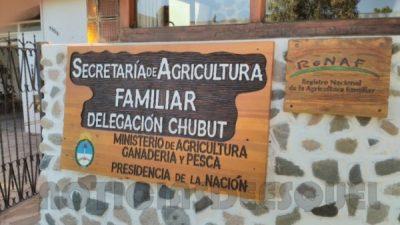 Incertidumbre en Esquel sobre continuidad de la Secretaría de Agricultura Familiar