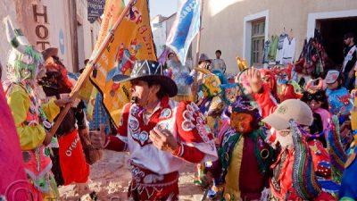 Diez ciudades para pasar carnaval