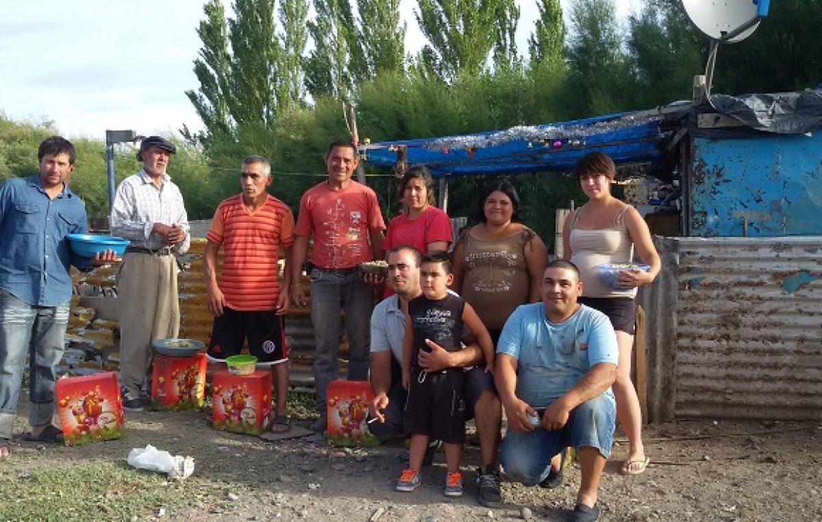 Hay alrededor de 1.500 familias viviendo en asentamientos precarios en Trelew