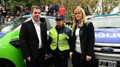 """Magario pidió a Vidal que """"no se discrimine más al pueblo de La Matanza en materia de seguridad"""""""