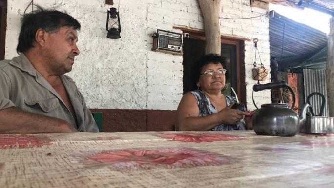 Mendoza: El pueblo fantasma que sobrevivió al incendio en el sur