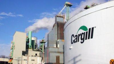 El campo exporta pero desemplea: Cargill echó a 45 trabajadores y hay paro de aceiteros