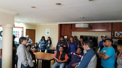 SOEM Río Gallegos definió paro total de actividades hasta que se acredite el pago de sueldos