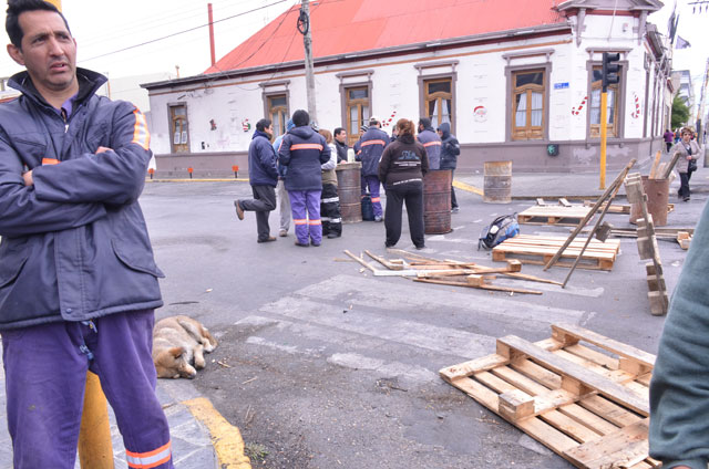 Río Gallegos: SOEM seguirá de paro hasta que se paguen los sueldos de diciembre