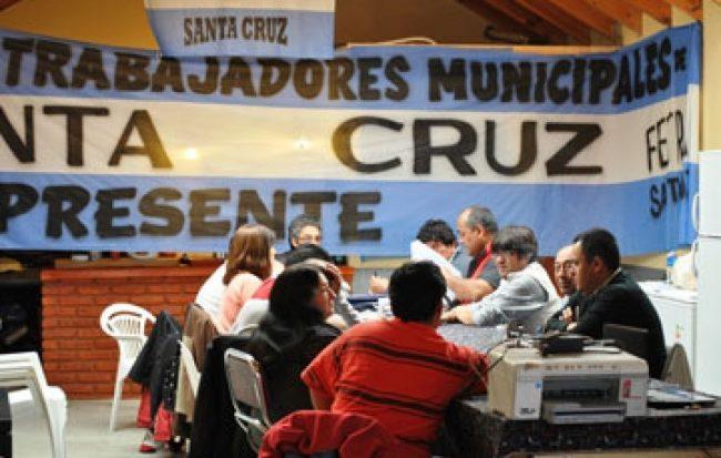 Santa Cruz: FETRAM buscará que se reabran las paritarias luego de 2 años sin debate