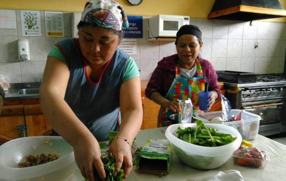 Las Despensas Comunitarias de Bariloche cumplen 10 años de trabajo en el derecho a la alimentación