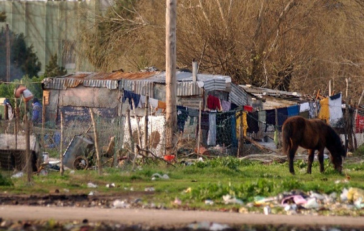 Provincia avanza con un plan para erradicar villas y asentamientos en el territorio bonaerense