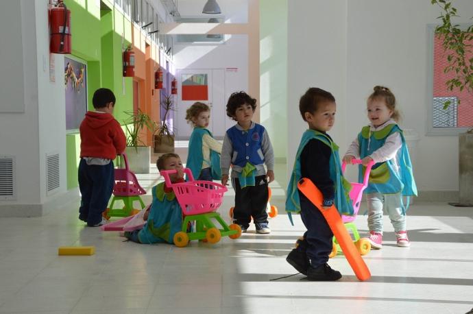 Destacan la importancia del servicio educativo de primera infancia que brinda el Municipio de Trelew