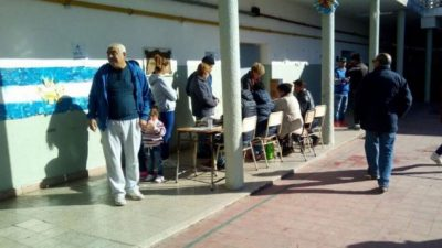 En 2017, más de 48 mil votantes eligieron representantes en los centros vecinales de Córdoba