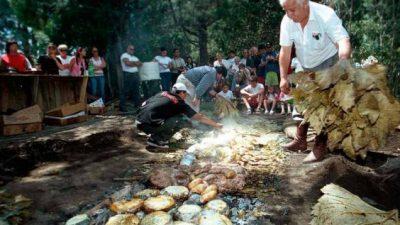 Analizan suspender la Fiesta Nacional del Curanto en Bariloche