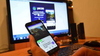 San Rafael habilitó una App para recibir reclamos de vecinos