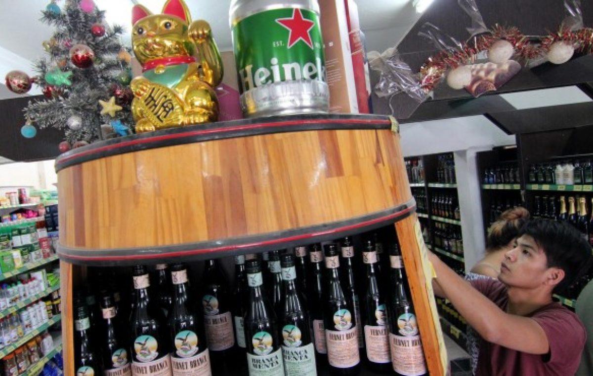 Neuquén habilita hasta tres supermercados chinos por mes