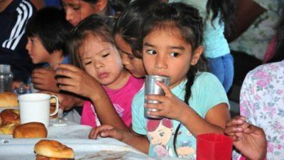 Contención y alimentación, el rol de las copas de leche en Río Cuarto