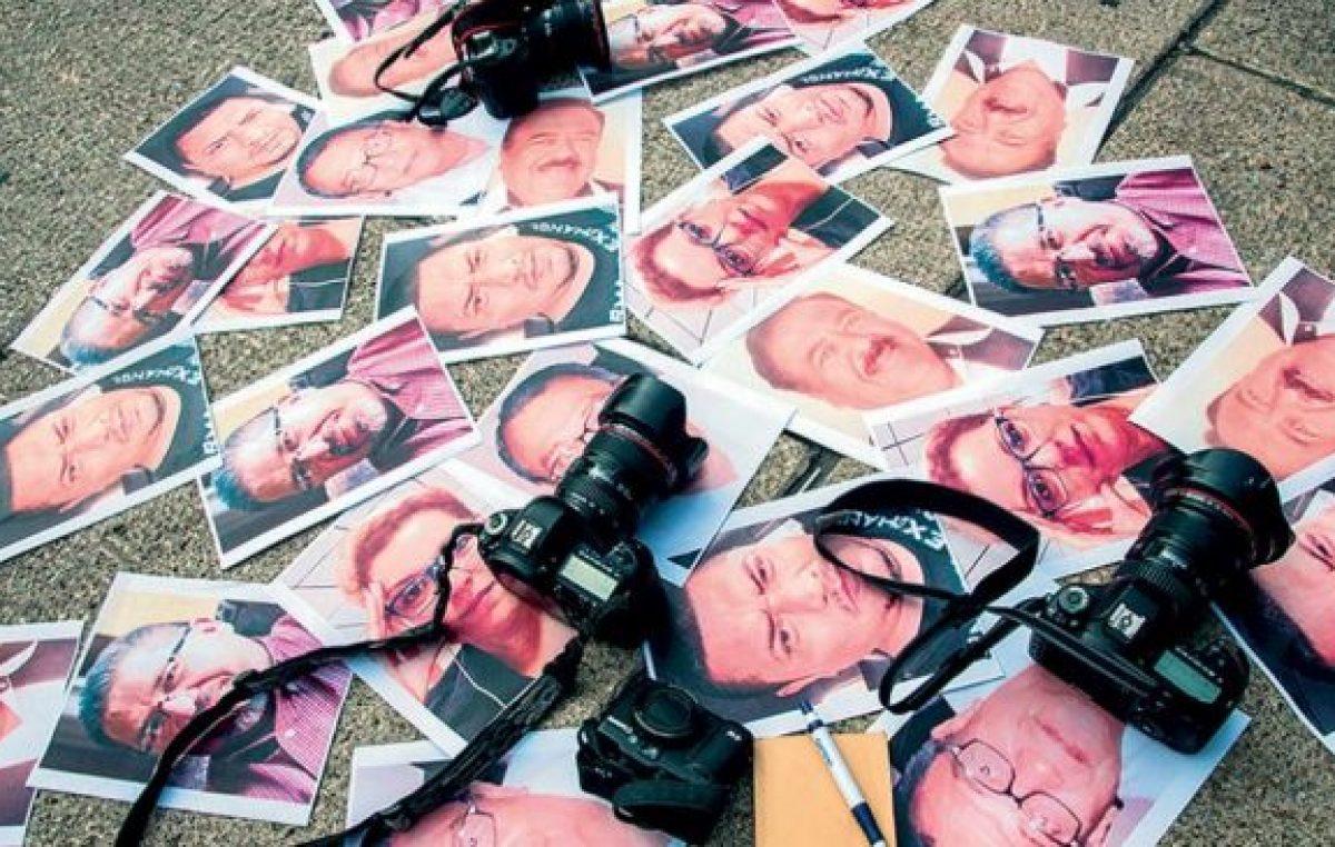 México: Un oficio muy violento
