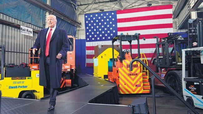 """""""México pagará el Muro"""", arremetió Trump"""