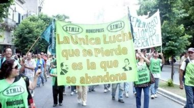 """Municipales esperan que en Lomas """"se diferencien del Gobierno nacional"""""""