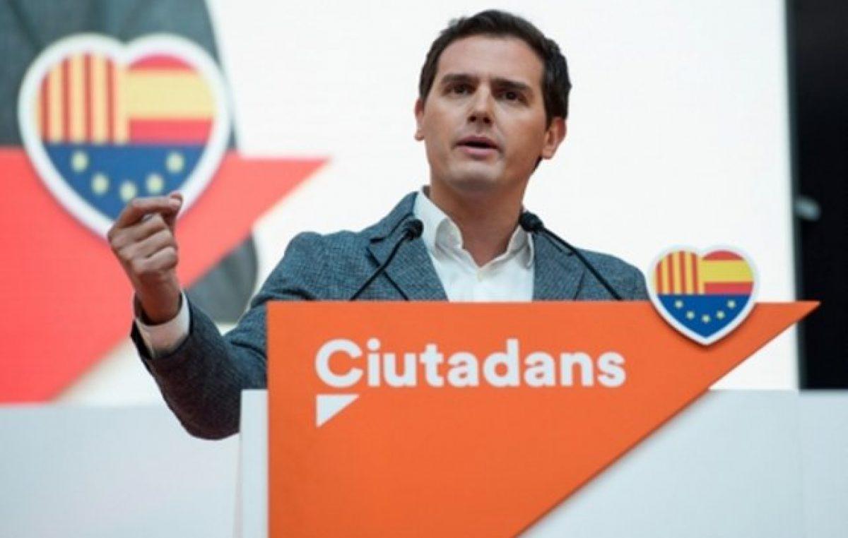 España: Ciudadanos se consolida y crece en los sondeos
