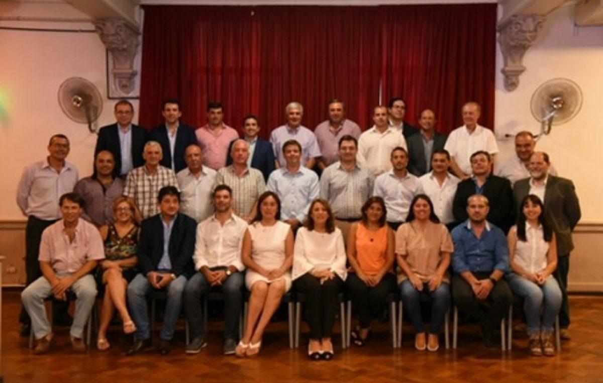 Intendentes de todo el país debatieron en Rosario sobre el cambio climático