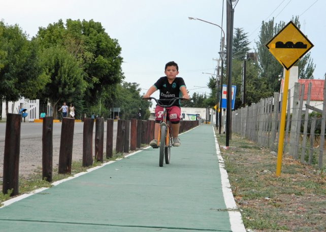 Las ciclovías del Valle de Uco sumarán 20 km con la que hará Tupungato
