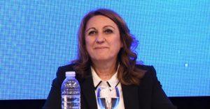 La intendenta de Rosario evitó involucrarse en la polémica con la Nación