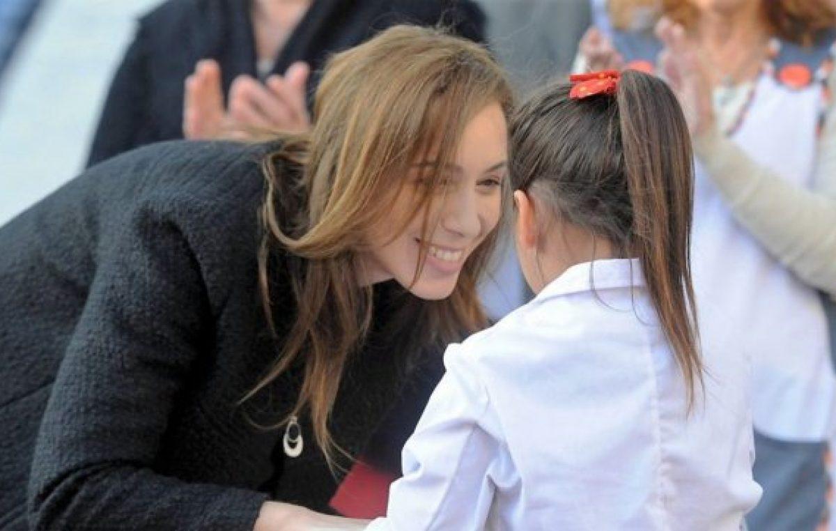 La gobernadora Vidal cerró 47 escuelas rurales por subajo número de alumnos