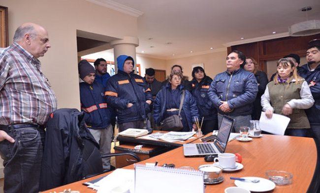 Río Gallegos: A partir de hoy el SOEM también inicia huelga