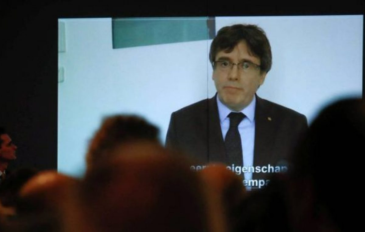 España: Cien días de intervención