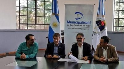 Acuerdo para capacitar a los empleados municipales de Jujuy