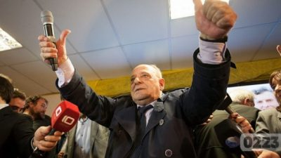 """El intendente de Mar del Plata irá por la reelección y preguntó: """"¿Quién es Montenegro?"""""""
