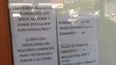 El inusual reclamo de una panadería marplatense clausurada por no emitir una factura de 20 pesos