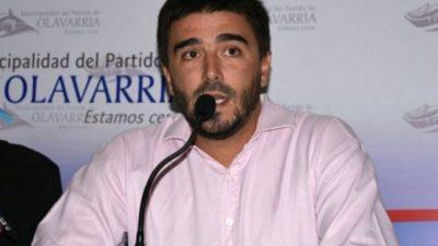 Olavarría adhirió al decreto antinepotismo pero los primos del intendente seguirán en funciones