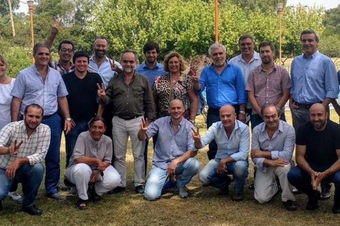 Intendentes rechazaron el Pacto Fiscal de Vidal y exigieron la restitución del Fondo de Infraestructura