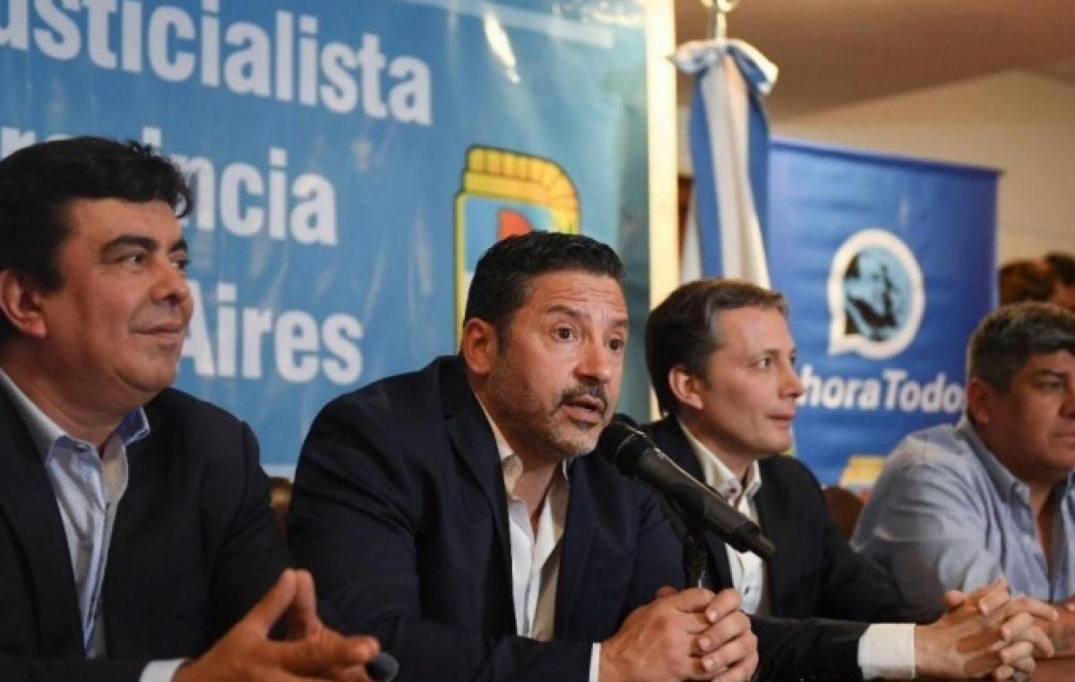 El PJ bonaerense también se suma a la movilización del 21F en contra del Gobierno