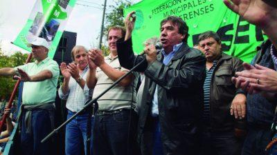 Municipales de Buenos Aires rechazan el 15% y proponen que cooperativistas pasen a su órbita sindical