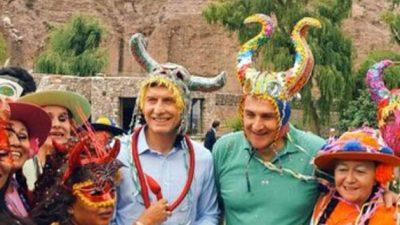 El carnaval de Cambiemos