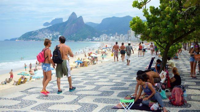 Gobierno brasileño delega a las FFAA la seguridad en el estado de Río de Janeiro