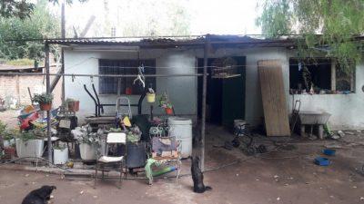 ¿Cómo es vivir aislado a 16 km de Mendoza?