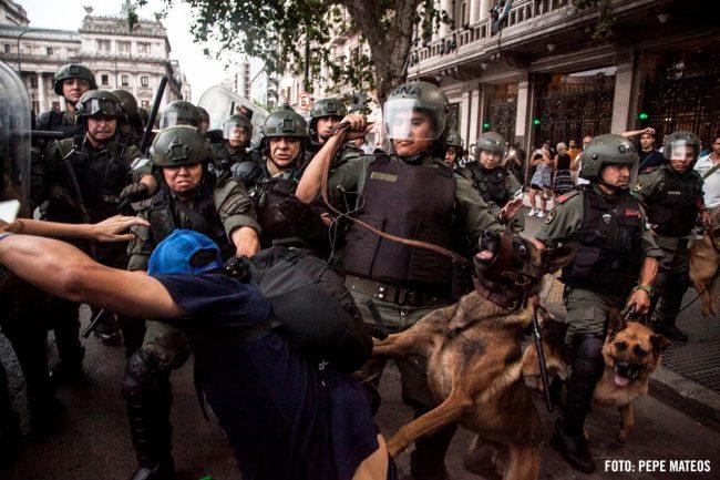 Demoledor informe de Amnistía Internacional sobre los derechos humanos en la era Macri