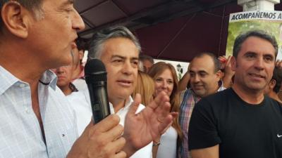 Mendoza: Difonso y Cornejo ganaron las elecciones en San Carlos