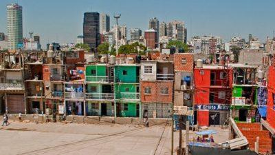 En el conurbano bonaerenses existen 1.600 villas de emergencia