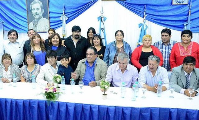 Caleta Olivia: Julián Carrizo inició su décimo mandato