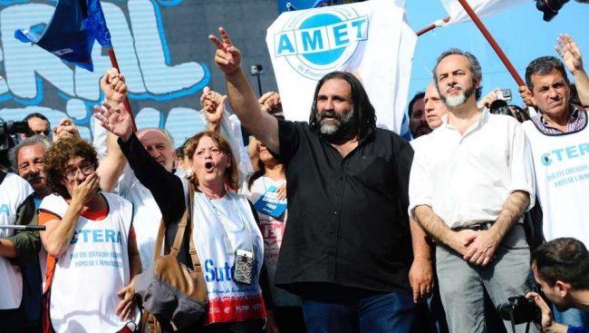 Una denuncia contra Vidal ante la OIT